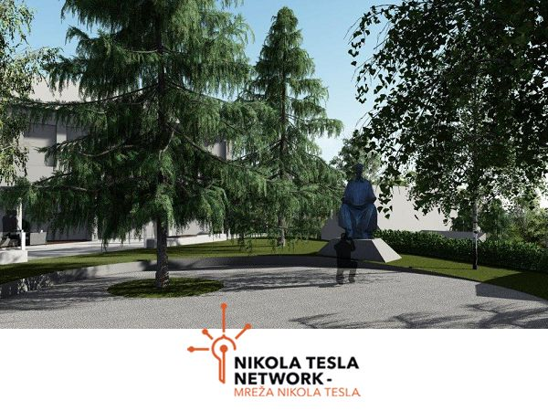 Contract signing for works on the arrangement of the square and the erection of a monument to Nikola Tesla